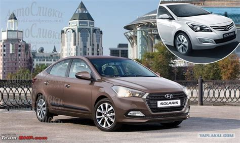 hyundai accent launch date in india the 2017 hyundai verna launched at 8 lakhs ex showroom