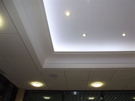 trough lighting bespoke architectural mouldings st asaph wales