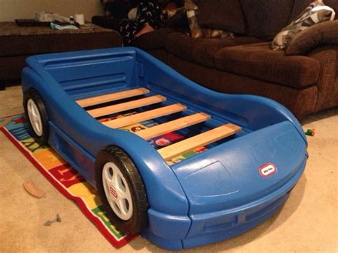 little tikes toddler car bed offerup little tikes toddler car bed baby kids in