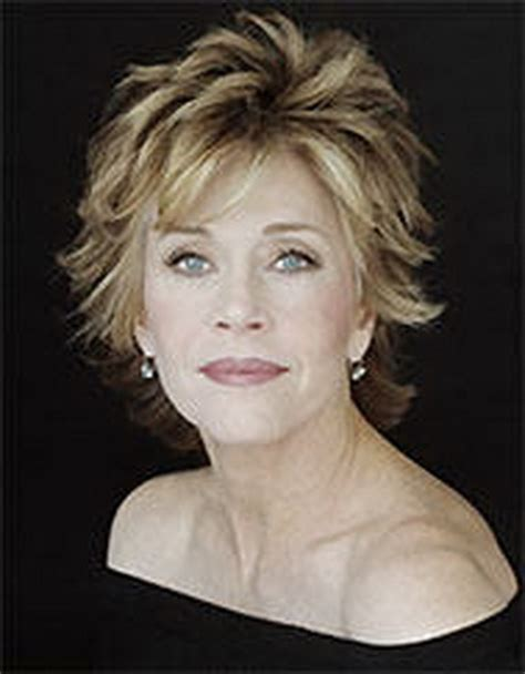 bing hairstyles for women over 60 jane fonda with shag haircut coiffure senior femme