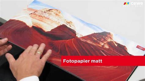 fotobuch matt oder glänzend die vier cewe fotobuch papiervarianten cewe fotobuch