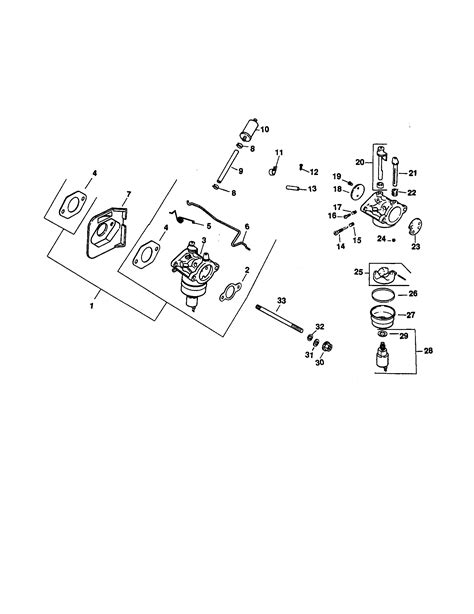 kohler cv15s parts diagram kohler sv725 engine parts diagram kohler free engine