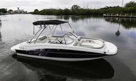deck boat ontario bayliner 195 deck boat 2016 new boat for sale in lake