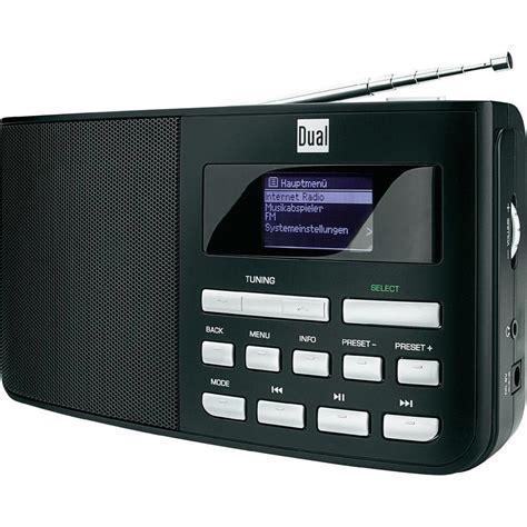 interenet radio internet portable radio dual ir 5 1 internet radio fm