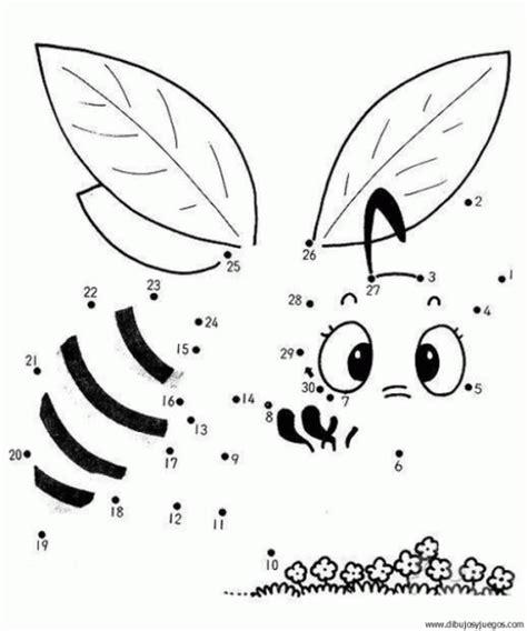 imagenes para colorear uniendo puntos animales dibujar uniendo puntos numeros 002 dibujos y