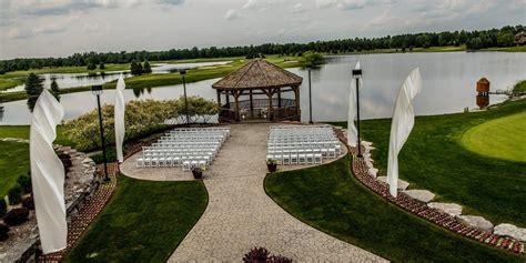 golf course wedding venues michigan solitude links golf country club weddings