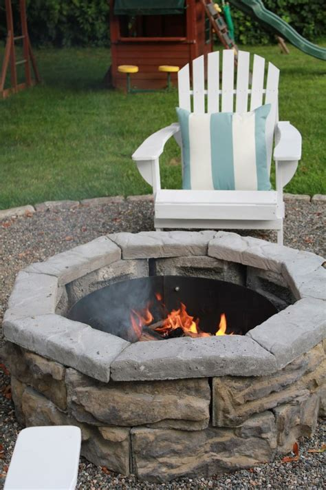 Home Depot Firepits Gracie Blue Diy Home Depot Pit Diy