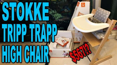 stokke tripp trapp high chair assembly stokke tripp trapp high chair assembly time lapse