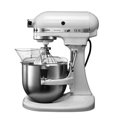 Kitchenaid: White Kitchenaid Mixer