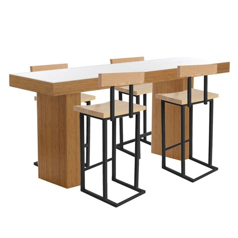 retail tables and chairs novvo etopa aveda retail experience table and chairs