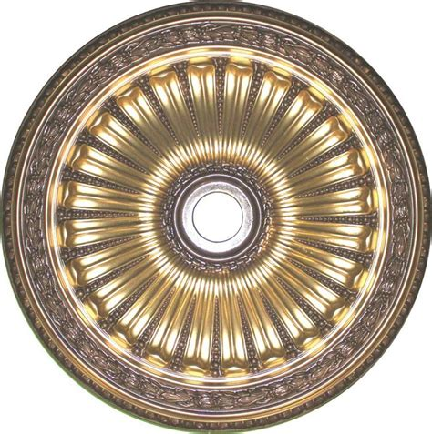 Gold Ceiling Medallion by 1000 Images About Ceiling Medallions On