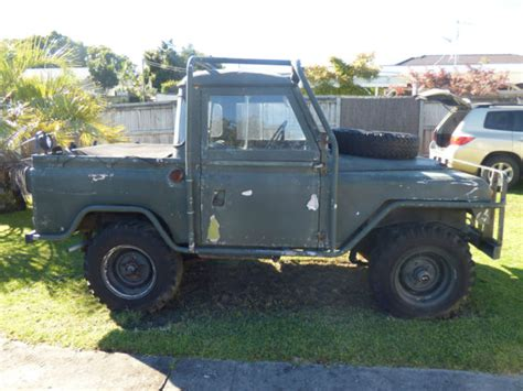 land rover series iii 88 ex military ex military for sale 1971 land rover series 2a 88 quot skippy ex new zealand army