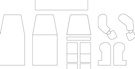 lego figure template the gallery for gt lego minifigure decal template