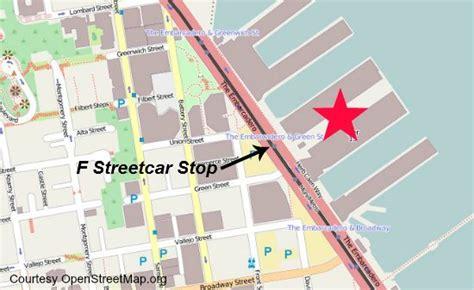 san francisco exploratorium map image gallery exploratorium map