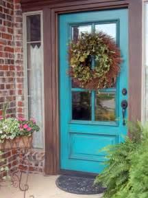 Designer sonya hamilton painted her front door with sherwin williams