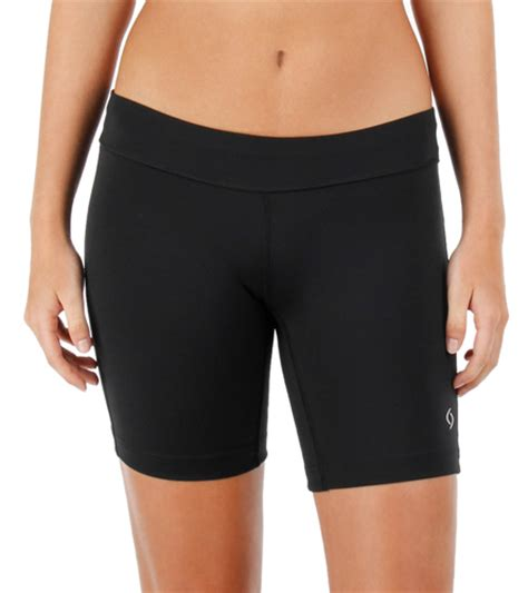 moving comfort compression shorts moving comfort women s 7 1 2 quot compression running shorts