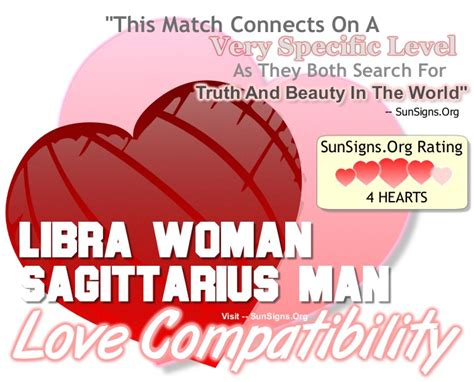 libra woman sagittarius man a dynamic impulsive match
