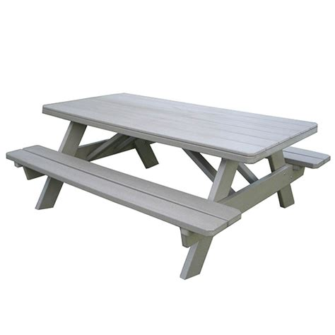 Poly Picnic Tables by Outdoor Furniture Poly Furniture Pa Lakeview Sheds