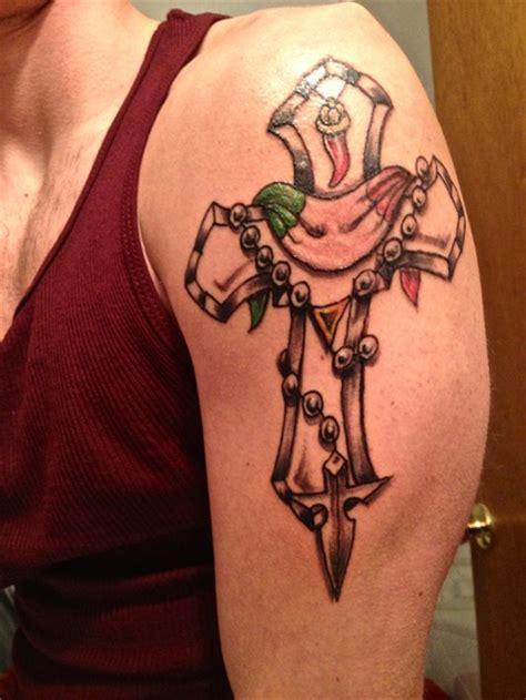 tattoo cross italian flag tattoos in misc stuff forum