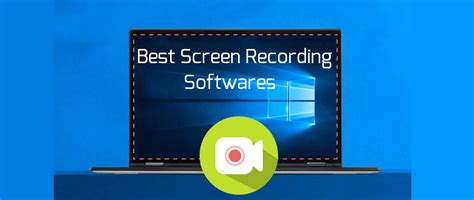 best screen recording software 4 best screen recorder for windows mics to record hd