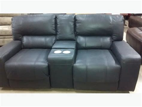 full grain leather recliner monday special full grain leather power reclining sofa