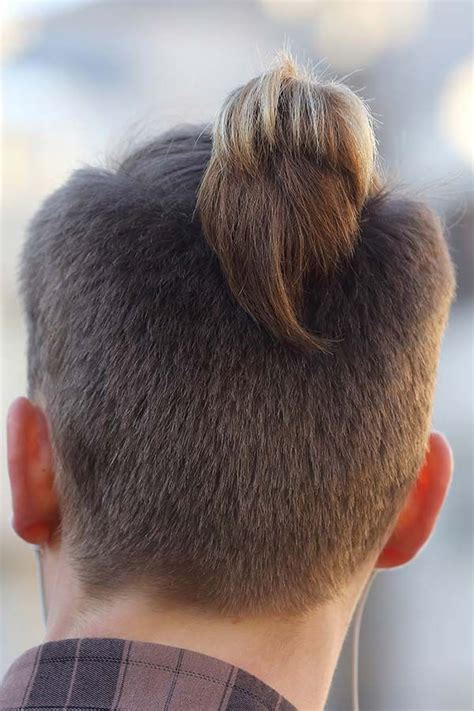 full gallery    picturesque man ponytail