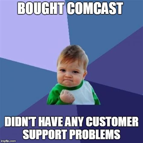 Comcast Meme - is this even possible imgflip