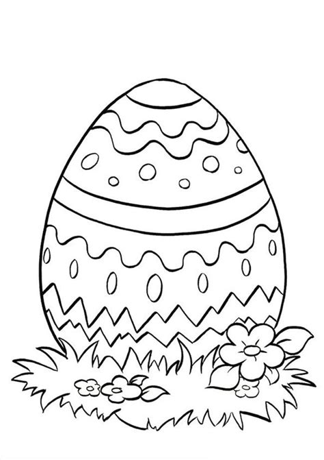 easter egg resurrection printable coloring pages free printable easter egg coloring pages for kids