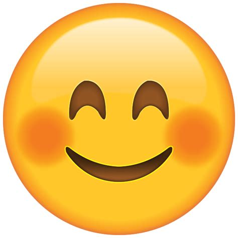 emoji transparent blushing emoji png hd png mart emojis pinterest emojis