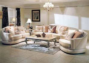 Livingroom Furniture Titleist Luxurious Formal Living Room Furniture Set