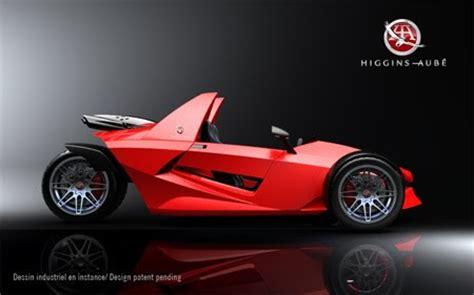 Vehicle With Three Wheels by Energya Stylish And High Performance Three Wheeled
