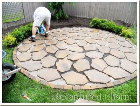 diy limestone pit 11 best images about limestone patio on