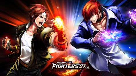 imagenes hd the king of fighters the king of fighters 97 ol novo jogo chin 234 s de kof est 225