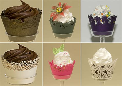 How To Make Cupcake Holders With Paper - franabelle s fancy paper cupcake holders