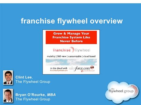 The Franchise Mba by Franchise Flywheel Overview