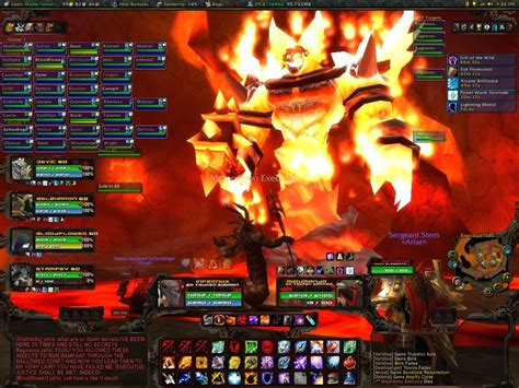 mmo chion world of warcraft news and raiding strategies ragnaros the coolest raid boss ever mmorpg com galleries