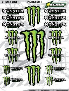 Monster Energy Sticker India by 1000 Images About Monster Energy Stickers On Pinterest
