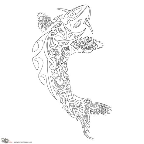koi tattoo stencils coy fish stencil pictures to pin on pinterest pinsdaddy