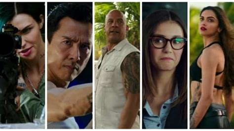 xander cage female cast xxx return of xander sees vin diesel back in action in