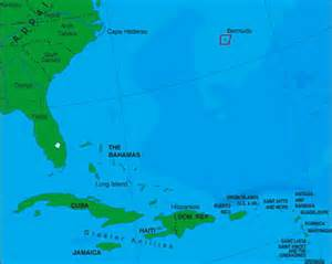 Bermuda World Map by Bermuda Caribbean Holidays Family Holiday Net Guide To