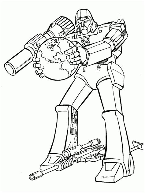coloring page rescue bots transformers 6 malvorlagen