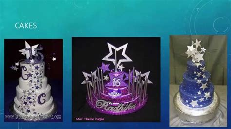 quinceanera star themes stars quinceanera theme by my quinceanera youtube