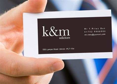 Mobile Number On Business Card