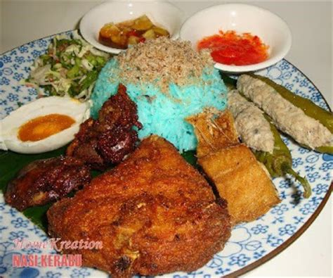 kerabu corner homekreation kitchen corner nasi kerabu