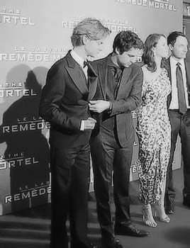 And He Really Liked Newt — * | The maze runner in 2019