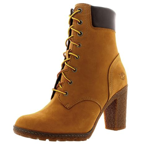 womens timberland earthkeepers glancy 6 inch nubuck ankle