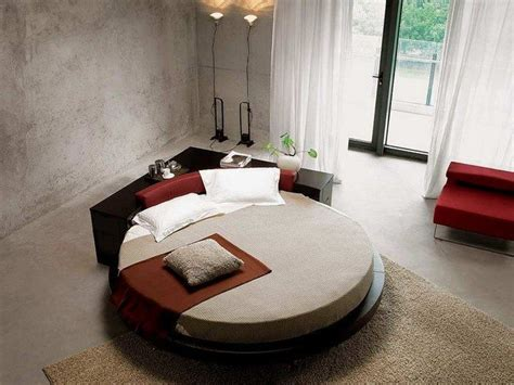 circular beds creative unusual bedroom ideas simple ways to spice up