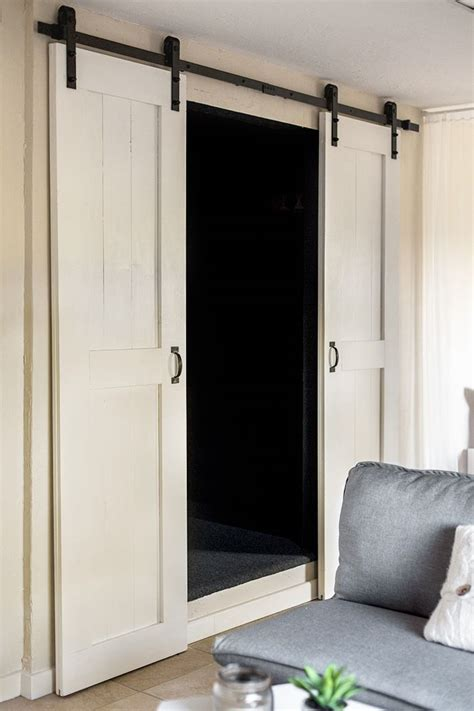Barn Door Closets Closet Barn Door Ideas Roselawnlutheran