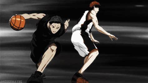 kuroko wallpaper gif kuroko no basket aomine daiki gif find share on giphy