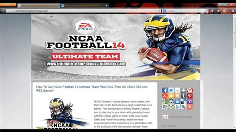 ncaa football 14 roster download ncaa football 14 ultimate team pack dlc game free download
